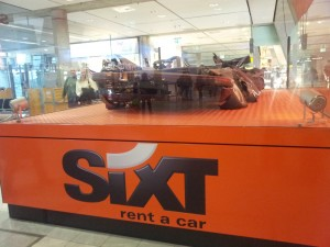 Stuttgart Airport Rent a car