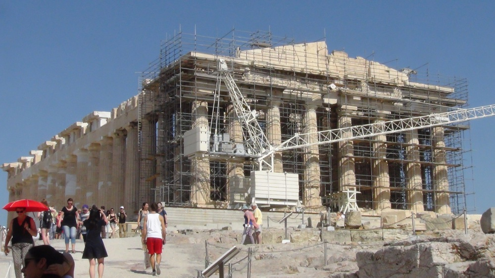 Parthenon bis